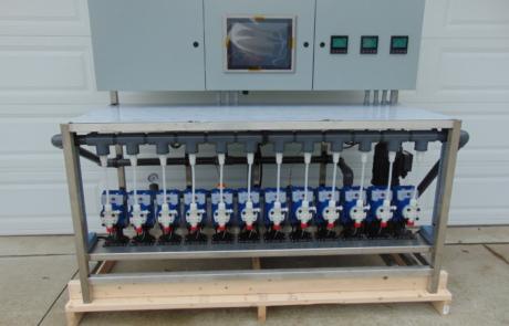 Fertigation Machine