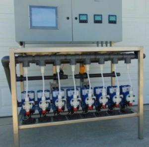 Fertigation Epectronic Injectors Sk33