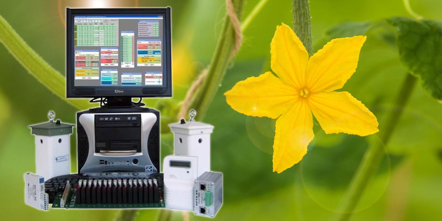 Greenhouse Enviromental Control Computers