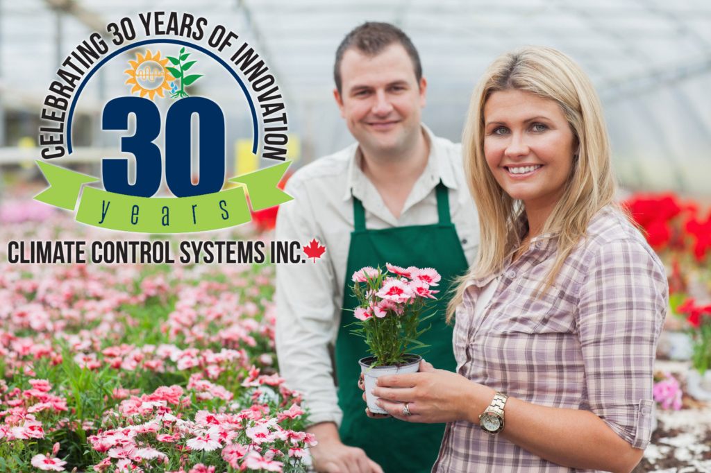 Helping Greenhouse Growers for 30 Years