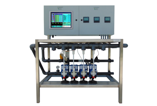 Greenhouse Irrigation Machine