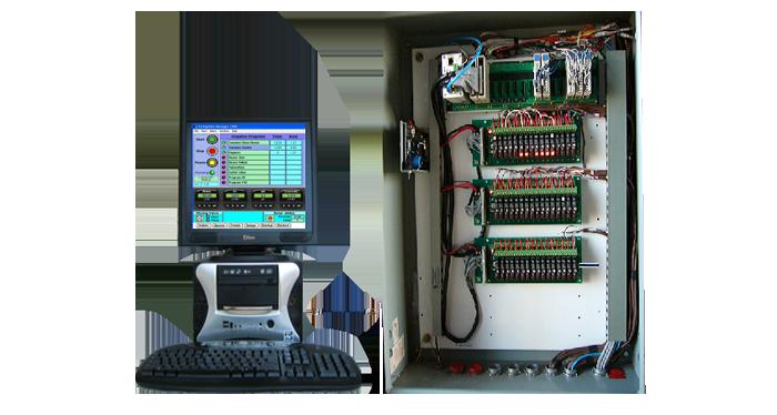 Greenhouse Automation Controls