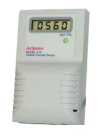 Co2 Meter Stand Alone