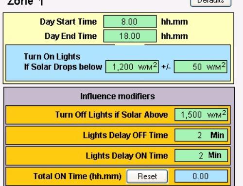 HID Lighting Program