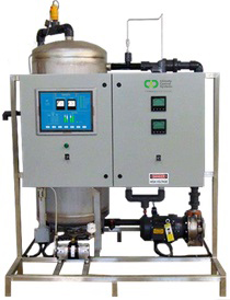 Greenhouse Irrigation Water Recycling System