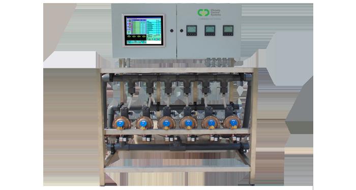 Fertigation Irrigation Greenhouse Computer