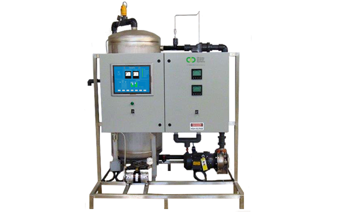 Greenhouse Water Recycling Machines