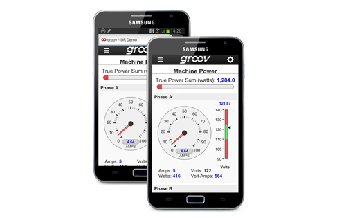Wireless Greenhouse Automation Smartphone