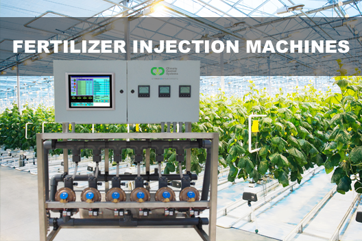 Fertilizer Injection Machines