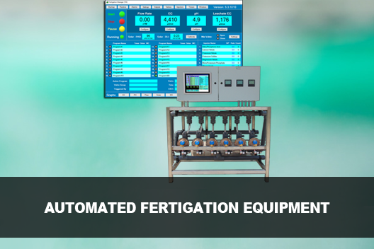 Automated Fertigation Equipment