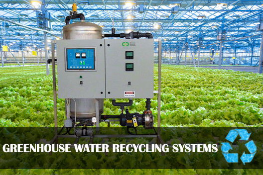 Greenhouse Irrigation Water Recycling System - Ozone Pro ...