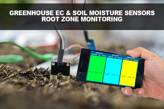 Substrate Moisture Sensors