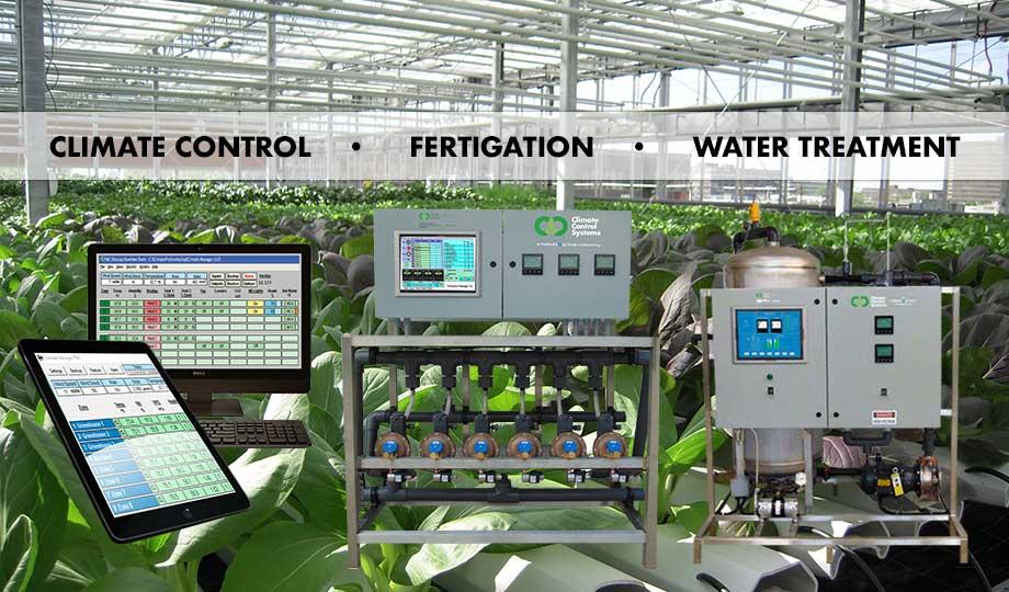 Hydroponic Irrigation Systems | Greenhouse Drip Irrigation Control