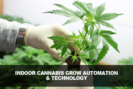 Indoor Cannabis Grow Automation