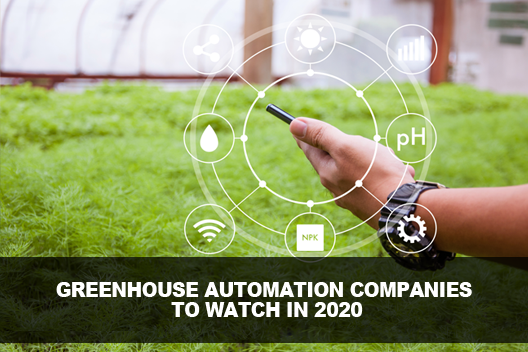 Greenhouse Automation Companies 2020