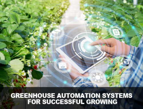 Automated Greenhouse Systems