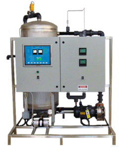 Greenhouse Ozone Water Treatment Systems