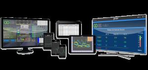 Wireless greenhouse control automation