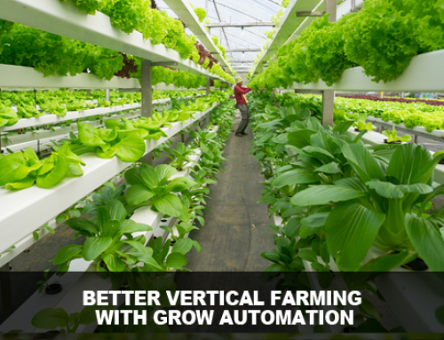 Better Vertical farming with Grow Automation