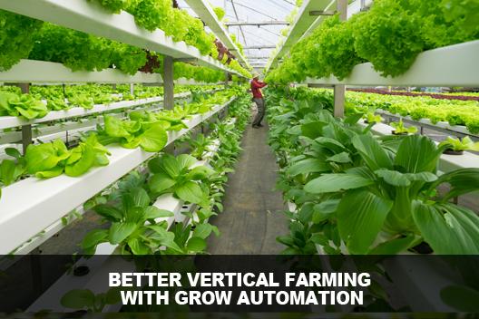 Better Vertical farming