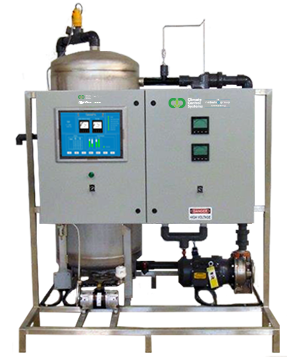 Ozone Pro water treatment system