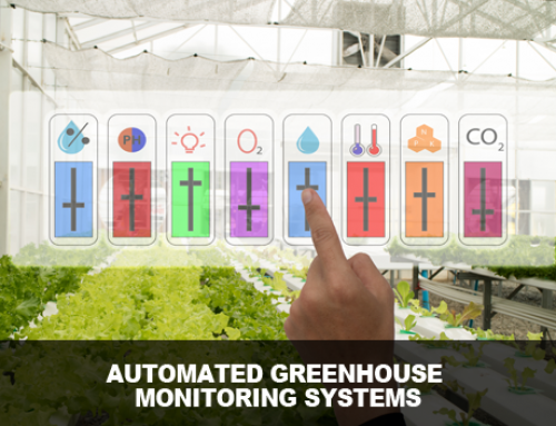 Automated Greenhouse Monitoring Systems