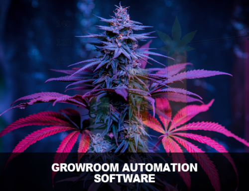 Automated Grow Room Software for Cannabis